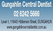 Gungahlin Central Dentist - PH: (02) 6242 5666.  Check our special opening offers!