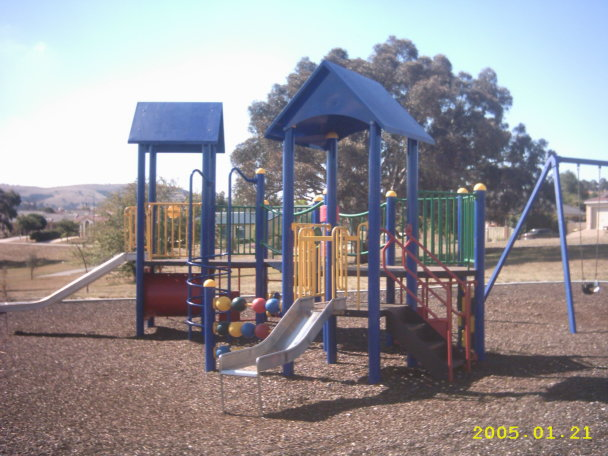 Play grounds abound across Gungahlin.